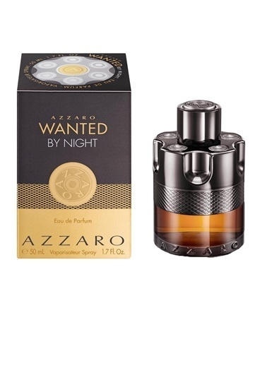 Azzaro Wanted By Night Edp 50Ml Erkek Parfüm Renksiz